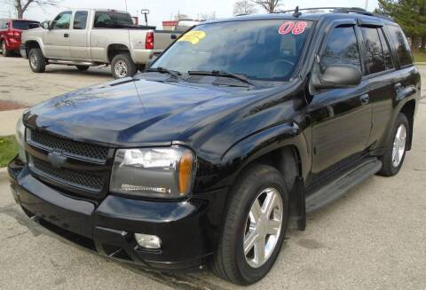 2008 Chevrolet TrailBlazer for sale at Waukeshas Best Used Cars in Waukesha WI