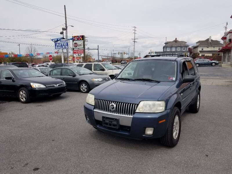 2005 Mercury Mariner for sale at 25TH STREET AUTO SALES in Easton PA