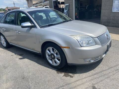 2008 Mercury Sable for sale at Jay Motor Group in Attleboro MA