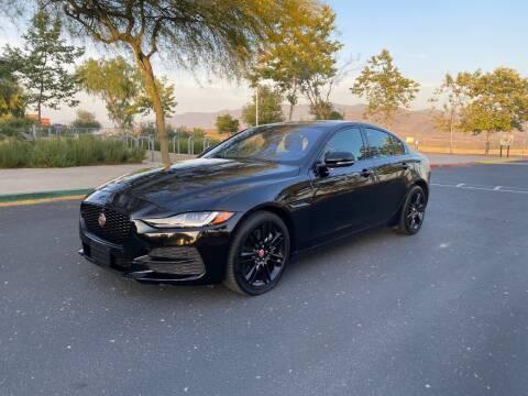 2020 Jaguar XE for sale at Ideal Autosales in El Cajon CA