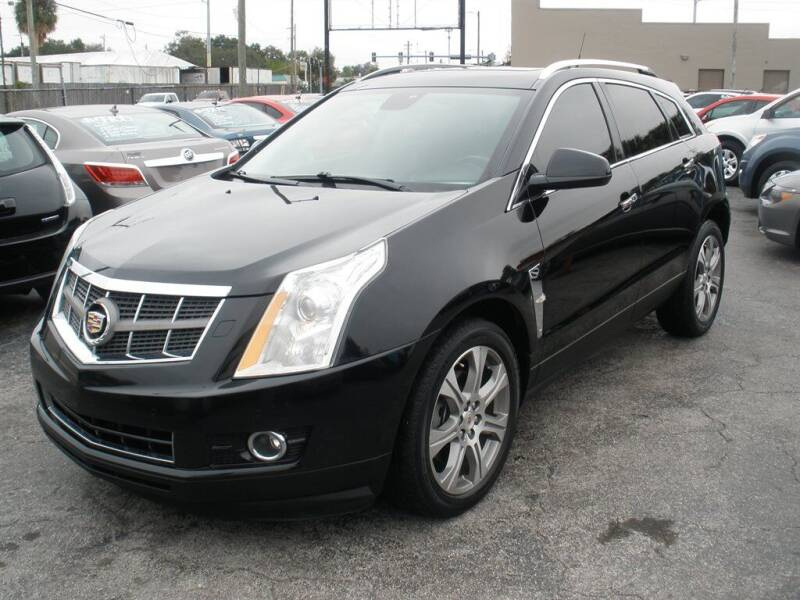 2012 Cadillac SRX for sale at Priceline Automotive in Tampa FL