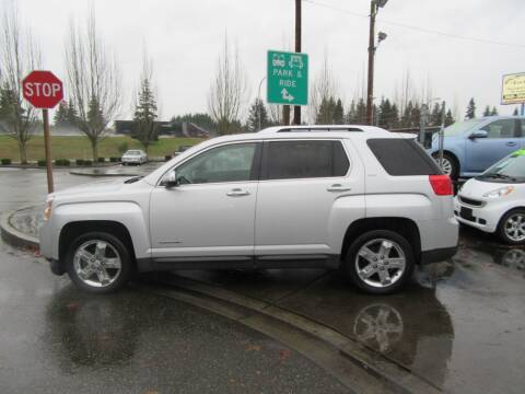 2012 GMC Terrain for sale at Car Link Auto Sales LLC in Marysville WA