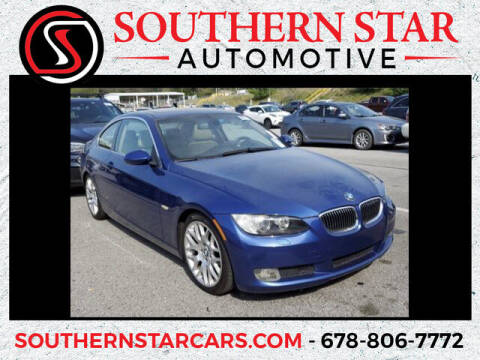 2008 BMW 3 Series for sale at Southern Star Automotive, Inc. in Duluth GA