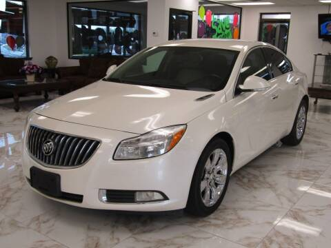 2012 Buick Regal for sale at Dealer One Auto Credit in Oklahoma City OK
