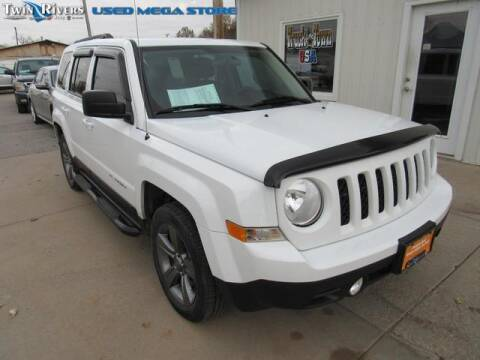2014 Jeep Patriot for sale at TWIN RIVERS CHRYSLER JEEP DODGE RAM in Beatrice NE