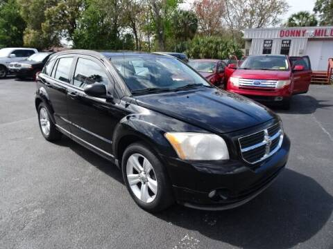 2012 Dodge Caliber for sale at DONNY MILLS AUTO SALES in Largo FL