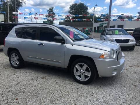 2008 Jeep Compass for sale at Antique Motors in Plymouth IN