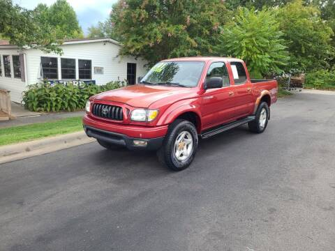 2001 Toyota Tacoma for sale at TR MOTORS in Gastonia NC