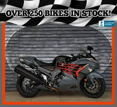 2018 Kawasaki Ninja ZX-14R for sale at Motomaxcycles.com in Mesa AZ