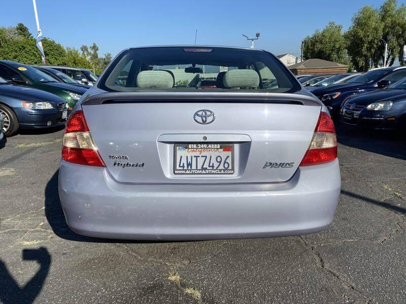 2002 Toyota Prius 4dr Sedan - La Crescenta CA