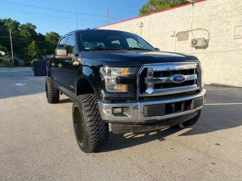 2017 Ford F-150 for sale at Consumer Auto Credit in Tampa FL