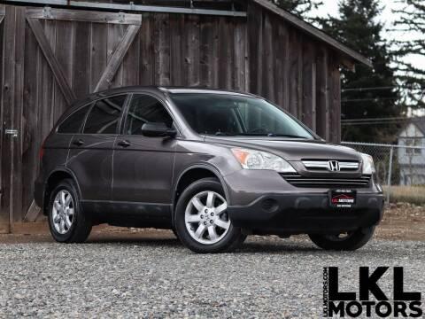 2009 Honda CR-V for sale at LKL Motors in Puyallup WA