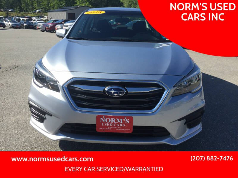 2018 Subaru Legacy for sale in Wiscasset, ME
