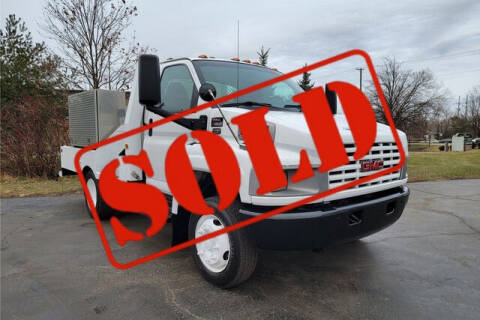 2004 GMC C4500 for sale at Signature Truck Center in Crystal Lake IL