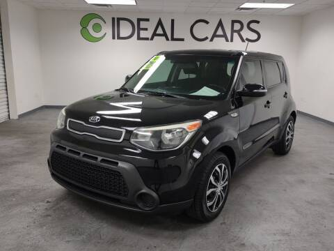 2014 Kia Soul for sale at Ideal Cars in Mesa AZ