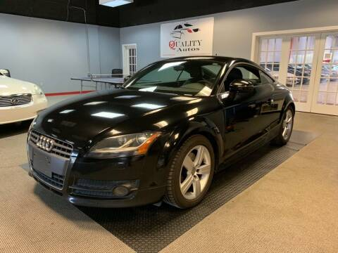 2009 Audi TT for sale at Quality Autos in Marietta GA