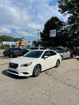 2017 Subaru Legacy for sale at NEWFOUND MOTORS INC in Seabrook NH