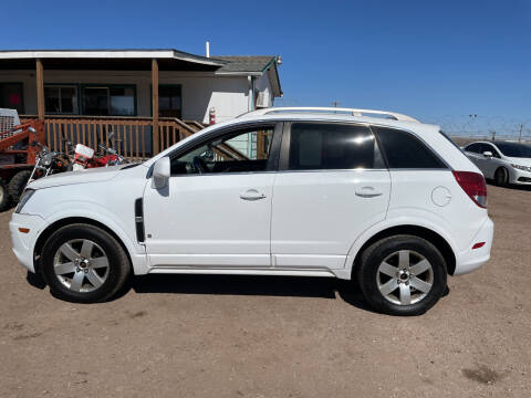2008 Saturn Vue for sale at PYRAMID MOTORS - Fountain Lot in Fountain CO
