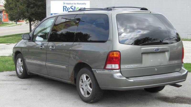 2003 Ford Windstar for sale at MTC AUTO SALES in Omaha NE