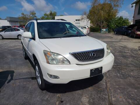 2005 Lexus RX 330 for sale at CAR-RIGHT AUTO SALES INC in Naples FL