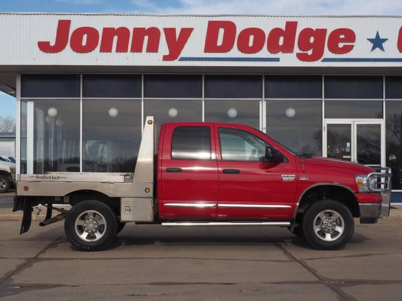 2008 Dodge Ram Pickup 2500 for sale at Jonny Dodge Chrysler Jeep in Neligh NE