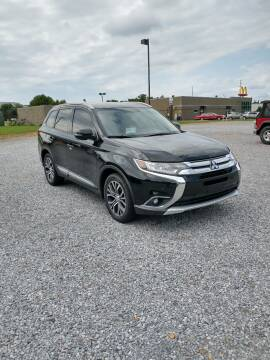 2018 Mitsubishi Outlander for sale at McCully's Automotive - Trucks & SUV's in Benton KY