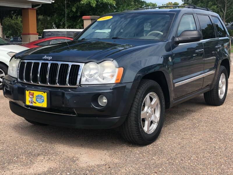 2007 Jeep Grand Cherokee for sale at El Tucanazo Auto Sales in Grand Island NE