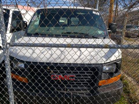 2012 GMC Savana Cargo for sale at Jimmys Auto INC in Washington DC