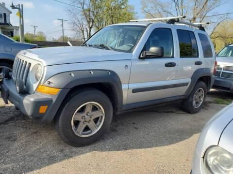 2005 Jeep Liberty for sale at Superior Auto Sales in Miamisburg OH