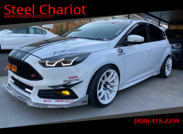 2015 Ford Focus for sale at Steel Chariot in San Jose CA