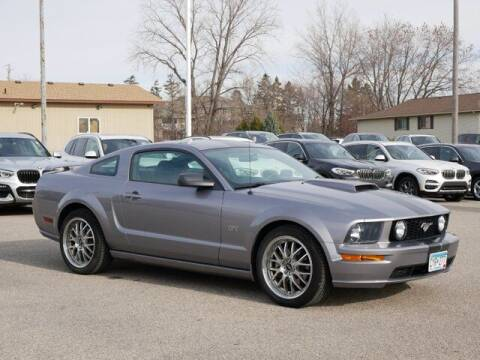 2006 Ford Mustang for sale at Park Place Motor Cars in Rochester MN