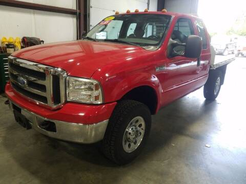 2007 Ford F-250 Super Duty for sale at Hometown Automotive Service & Sales in Holliston MA
