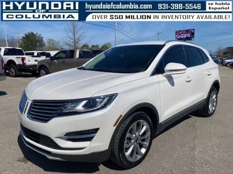 2017 Lincoln MKC for sale at Hyundai of Columbia Con Alvaro in Columbia TN