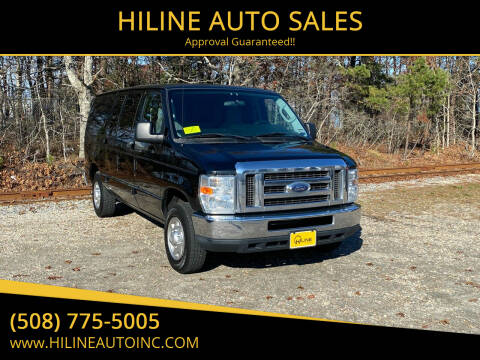 2012 Ford E-Series Cargo for sale at HILINE AUTO SALES in Hyannis MA
