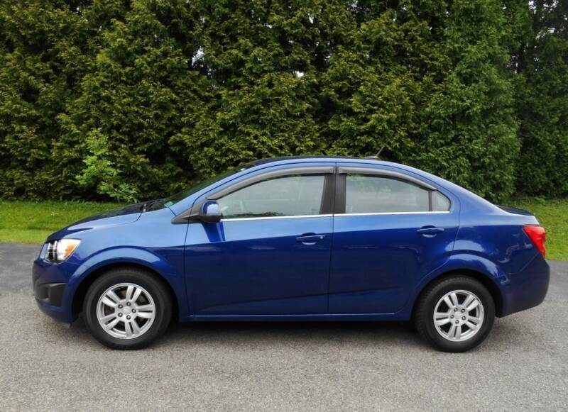 2014 Chevrolet Sonic for sale at CARS II in Brookfield OH