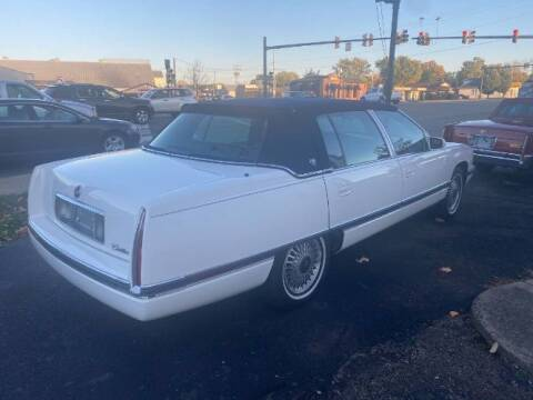 1995 Cadillac Seville for sale at Classic Car Deals in Cadillac MI
