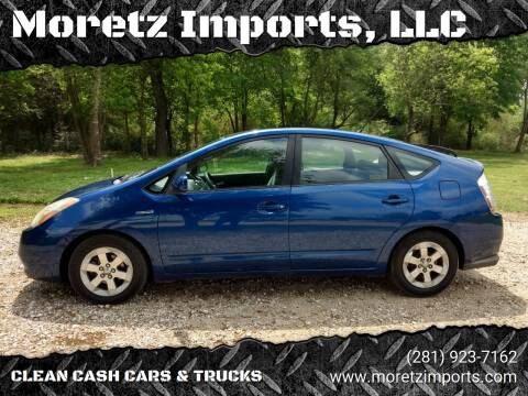 2009 Toyota Prius for sale at Moretz Imports, LLC in Spring TX