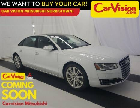 2016 Audi A8 L for sale at Car Vision Mitsubishi Norristown in Norristown PA