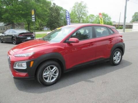 2021 Hyundai Kona for sale at G. B. ENTERPRISES LLC in Crossville AL