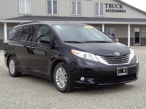 2016 Toyota Sienna for sale at Burkholder Truck Sales LLC (Edina) in Edina MO