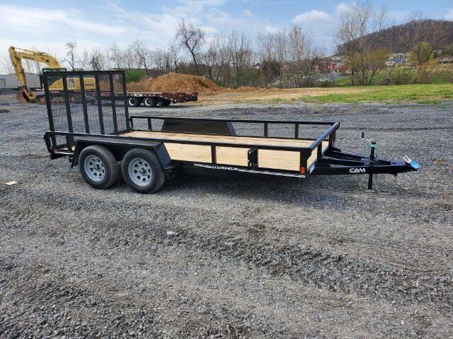 2020 Cam 7x14 for sale at STAUNTON TRACTOR INC - trailers in Staunton VA