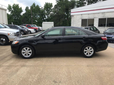 2008 Toyota Camry for sale at Northwood Auto Sales in Northport AL