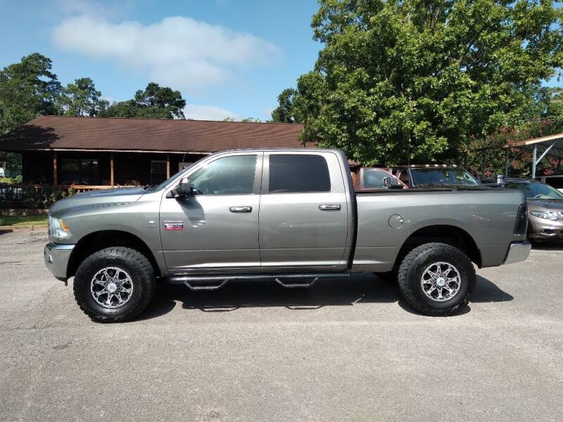 2012 RAM Ram Pickup 2500 for sale at Victory Motor Company in Conroe TX