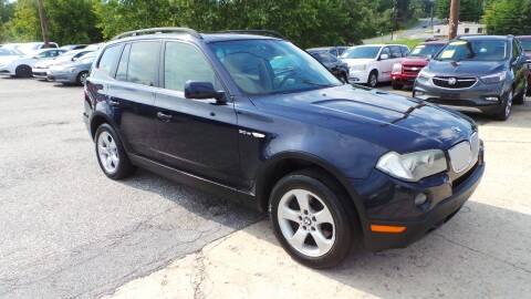 2007 BMW X3 for sale at Unlimited Auto Sales in Upper Marlboro MD