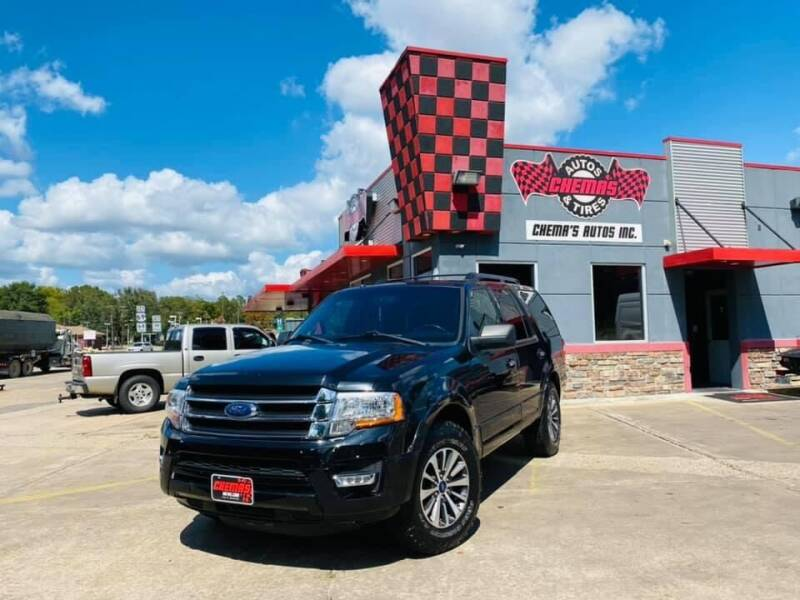 2015 Ford Expedition for sale at Chema's Autos & Tires in Tyler TX