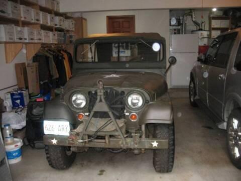 1959 Jeep CJ-5 for sale at Classic Car Deals in Cadillac MI