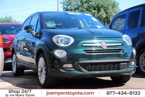 2016 FIAT 500X for sale at Joe Myers Toyota PreOwned in Houston TX
