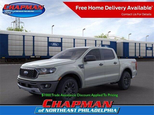 2021 Ford Ranger for sale in Philadelphia, PA