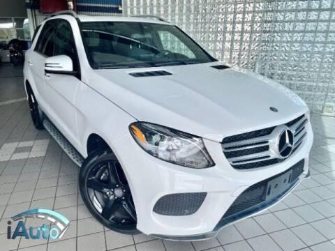 2017 Mercedes-Benz GLE for sale at iAuto in Cincinnati OH