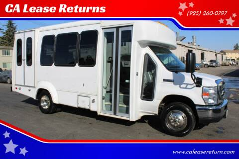 2012 Ford E-Series Chassis for sale at CA Lease Returns in Livermore CA